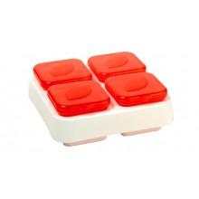 Контейнеры для соусов, 0,4 л