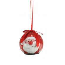 Украшение декоративное Шар Новогодний LED, 5 см, House of Seasons в асс., красный
