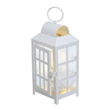 Фонарь декоративный с лампочками, 5LED.