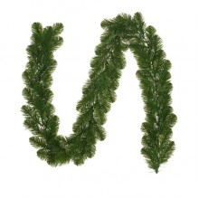 Гирлянда 180 см. декоративная Norton зеленая, Black Box Trees®