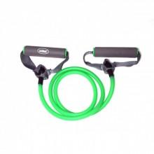 Эспандер LiveUp Tonning Tube 0.6x1.05х120 см M Green (LS3201-Mg)