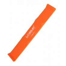 Эспандер-петля LiveUp Latex Loop 50х5х0.4 см L Orange (LS3650-500Lo)