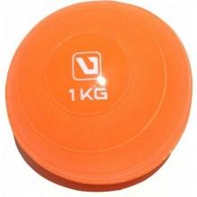 Медбол LiveUp Soft Weight 1 кг Orange (LS3003-1)
