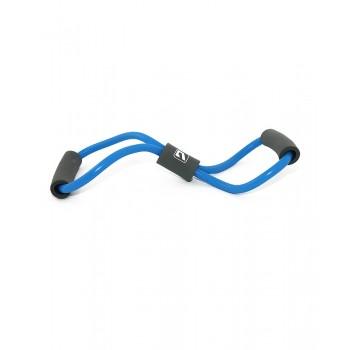 Эспандер восьмерка LiveUp Soft Expander 0.6x1.2х120 см H Blue-Grey (LS3202-Hb)