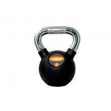 Гиря LiveUp Kettel Dumbell 10 кг Black (LS2044-10)