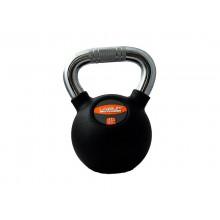 Гиря LiveUp Kettel Dumbell 12 кг Black (LS2044-12)