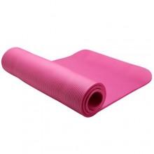 Коврик для тренировок LiveUp NBR Mat 180x60x1.2 см Pink (LS3257-p)