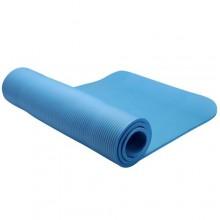 Коврик для тренировок LiveUp NBR Mat 180x60x1.2 см Blue (LS3257-b)