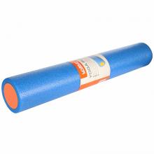 Ролик для йоги LiveUp Yoga Foam Roller Blue-Orange (LS3764)