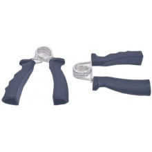 Эспандер кистевой LiveUp Plastic Handgrip Black (LS3101)