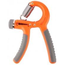 Эспандер кистевой LiveUp Adjustable Handgrip Orange (LS3334)