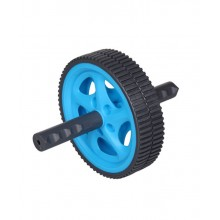 Ролик для пресса LiveUp Exercise Wheel 18 см Blue-Black (LS3160B)