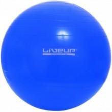 Фитбол LiveUp Gym Ball 65 см Blue (LS3221-65b)