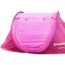 Палатка KingCamp Venice (KT3071) (rose red)