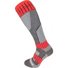 Носки Destroyer Ski/Snowboard Universal Cерый / Светл. Серый / Красный 44-46
