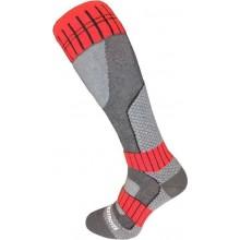 Носки Destroyer Ski/Snowboard Universal Cерый / Светл. Серый / Красный 35-37