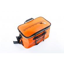 Сумка рыболовная Tramp Fishing bag EVA Orange - S