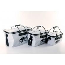 Сумка рыболовная Tramp Fishing bag EVA White - S