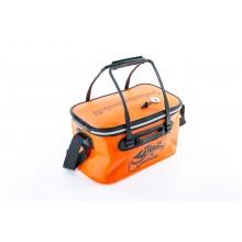 Сумка рыболовная Tramp Fishing bag EVA Orange - L