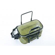 Сумка рыболовная Tramp Fishing bag EVA Avocado - M