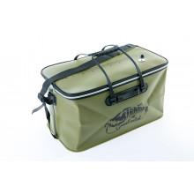 Сумка рыболовная Tramp Fishing bag EVA Avocado - L