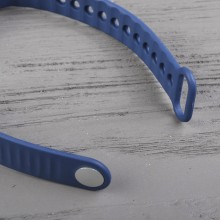 Часы, фитнес-трекер Skmei B15P, синие, в коробке